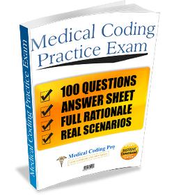Cosc Exam 1 Medical Coding Pro Medical Coding Cpc Exam